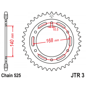JTR 3.42 Звезда