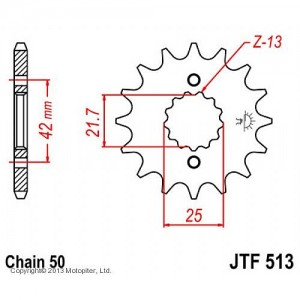 JTF 513.14 Звезда