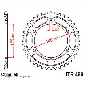 JTR 499.49 Звезда