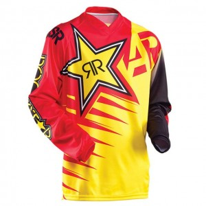 Джерси Motocross RR Red p.L