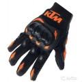 Перчатки текстильные KTM оранжевый, L