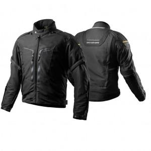 Текстильная куртка SHIMA COMBAT black p.L