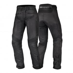 Штаны текстильные SHIMA NOMADE black p.S