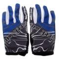 Перчатки текстильные SEEK WIN SC-01B синие, S