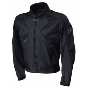 Текстильная куртка IXS AIRMESH 2, черный, S