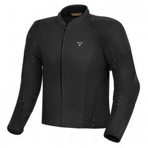 Текстильная куртка SHIMA JET MEN JACKET BLACK p.L