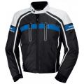Текстильная куртка IXS Deventer синяя р.L