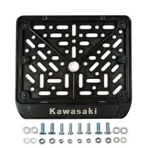 Рамка для номера мотоцикла нового образца KAWASAKI