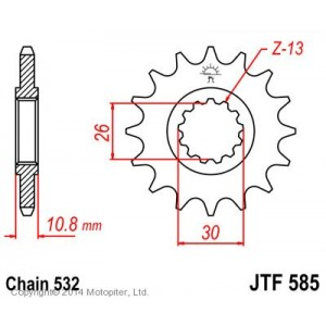 JTF 585.17 Звезда