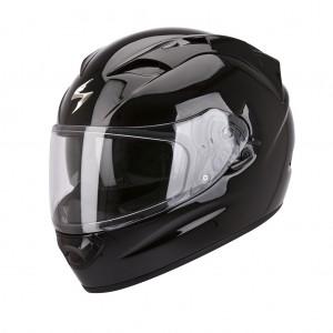 Шлем SCORPION EXO-1200 AIR SOLID, цвет Черный, р.2XL