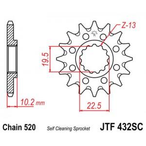 JTF 432.13SC Звезда