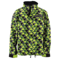 Куртка Снегоходная SLEDNECKS DestroyerJacket-Limon Print p.2XL