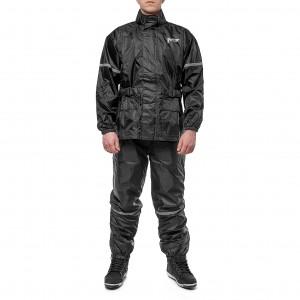 Дождевик WET DOG куртка+штаны черный р.М