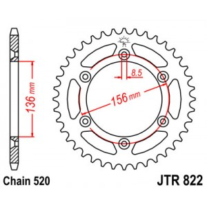 JTR 822.49 Звезда