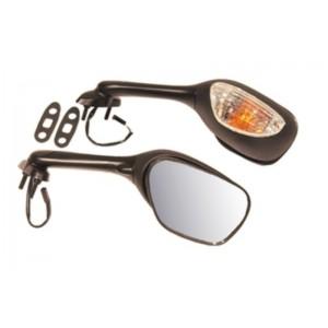 Зеркало GSX-R1000 05-08 GSX-R600/750 06-09 левое