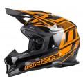 Шлем кроссовый ONEAL 2Series EXCITER black/orange p.XL