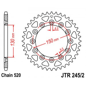 JTR 245/2.48 Звезда