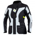 Текстильная куртка REBELHORN HARDY II LADY gray black fluo yellow р.L