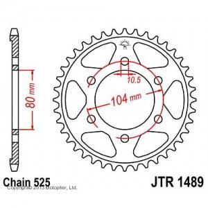 JTR 1489.40 Звезда