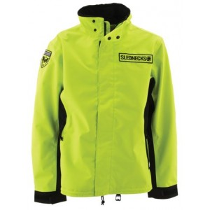 Куртка Снегоходная SLEDNECKS DestroyerJacket-Limon p. XL