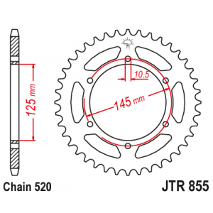 JTR 855.47 Звезда