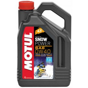 Motul Snowpower 4T 0w40 4л
