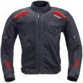 Текстильная куртка AGVSPORT Aery красная, S