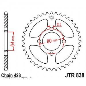 JTR 838.45 Звезда