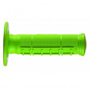 Ariete, 02621/A-L, Ручки руля кроссовые Half Waffle зеленые