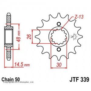 JTF 339.16 Звезда