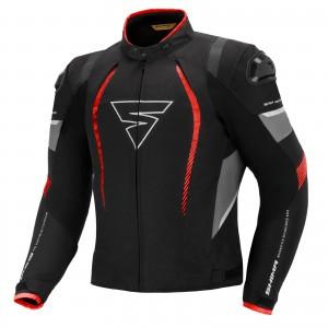 Текстильная куртка SHIMA SOLID JACKET RED p.XL