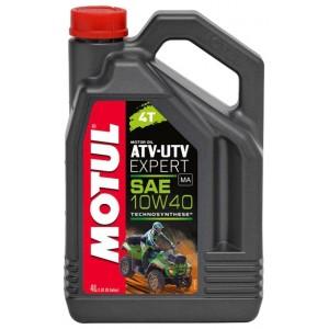 Motul ATV-UTV EXPERT 10W-40 4л