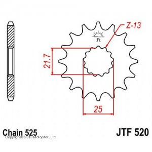 JTF 520.17 Звезда