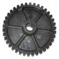 Шестерня привода масляного насоса, промежуточная (38 зубьев), пластик Stels Guepard, Dominator