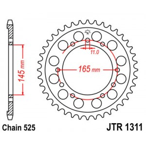 JTR 1311.45 Звезда