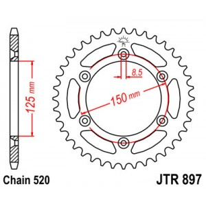 JTR 897.50 Звезда