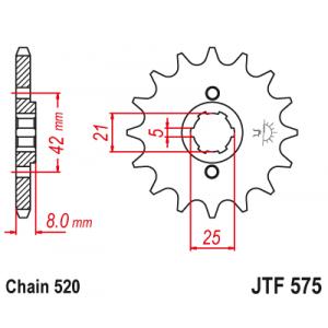 JTF 575.15 Звезда