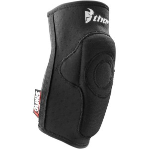 Налокотники S9 STATIC, цвет Черный, Размер S/M