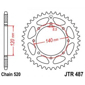 JTR 487.46 Звезда