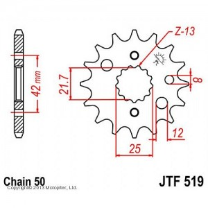 JTF 519.16 Звезда