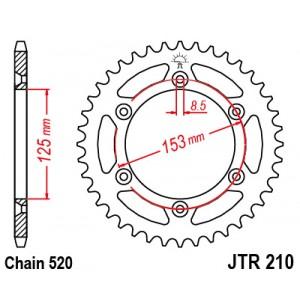 JTR 210.53 Звезда