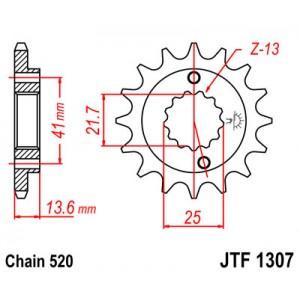 JTF 1307.15 Звезда