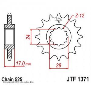 JTF 1371.15 Звезда