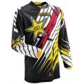 Джерси Motocross RR black yellow p.L