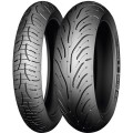 Мотошина Michelin Pilot Road 4 R17 120/70 58 W TL Передняя (Front)