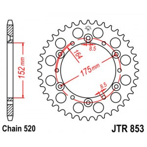 JTR 853.52 Звезда