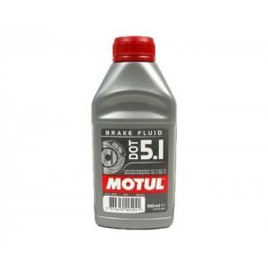 Motul Тормозн.жидк. DOT5,1 0.5л