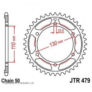 JTR 479.45 Звезда