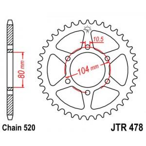 JTR 478.43 Звезда