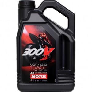 Motul 300V 4T FL Road Racing 15W-50 4л